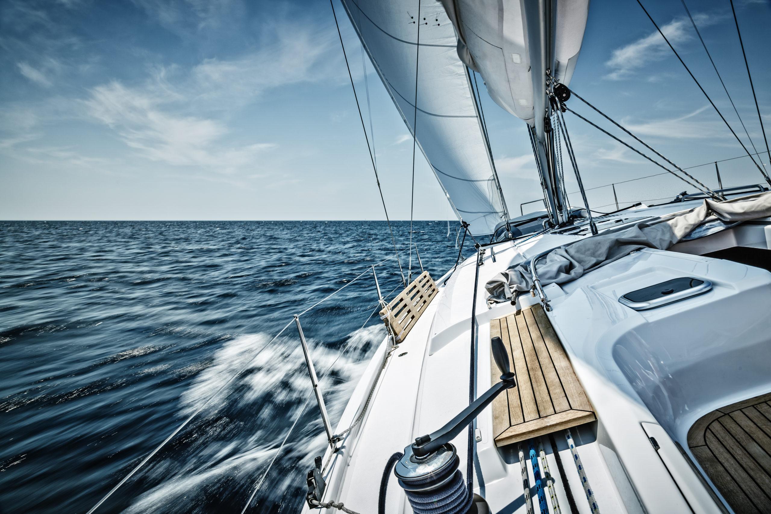 Nichts für Schönwetter-Kapitäne – Pier9 segelt auch im Sturm